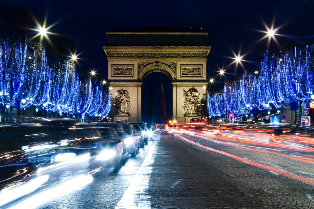 Capodanno A Parigi Volo Hotel Low Cost