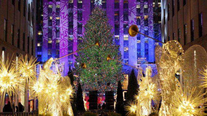 Immagini Natale A New York.Natale A New York Sei Giorni In Hotel 4 Centrale A Manhattan