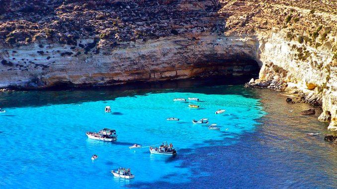 Lampedusa che spettacolo! Diario di viaggio di Roberta ...