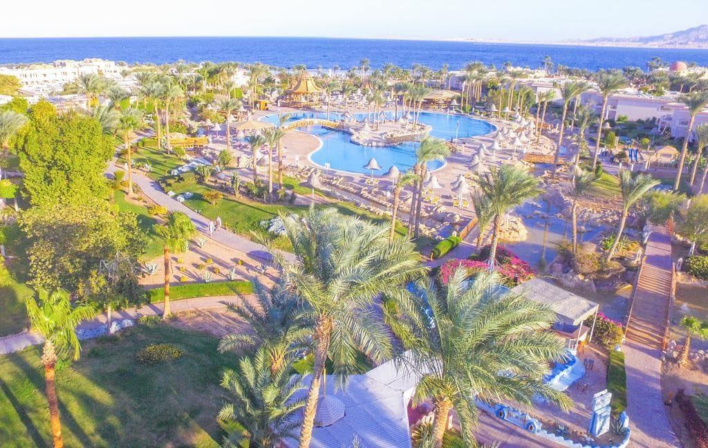 SHARM EL-SHEIKH LUSSO LOW COST! Una settimana in resort 5 ...